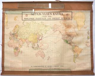 日本郵船 地図海図 修復前.jpg